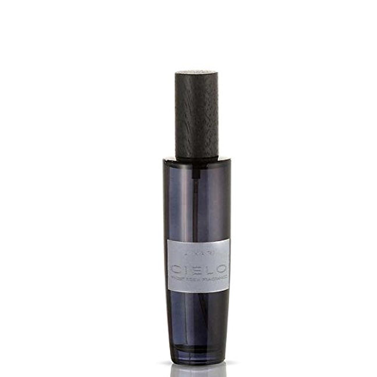 まっすぐコンバーチブル目的LINARI リナーリ ルームスプレー Room Spray チェロ CIELO BLACK AMETHYST LINE