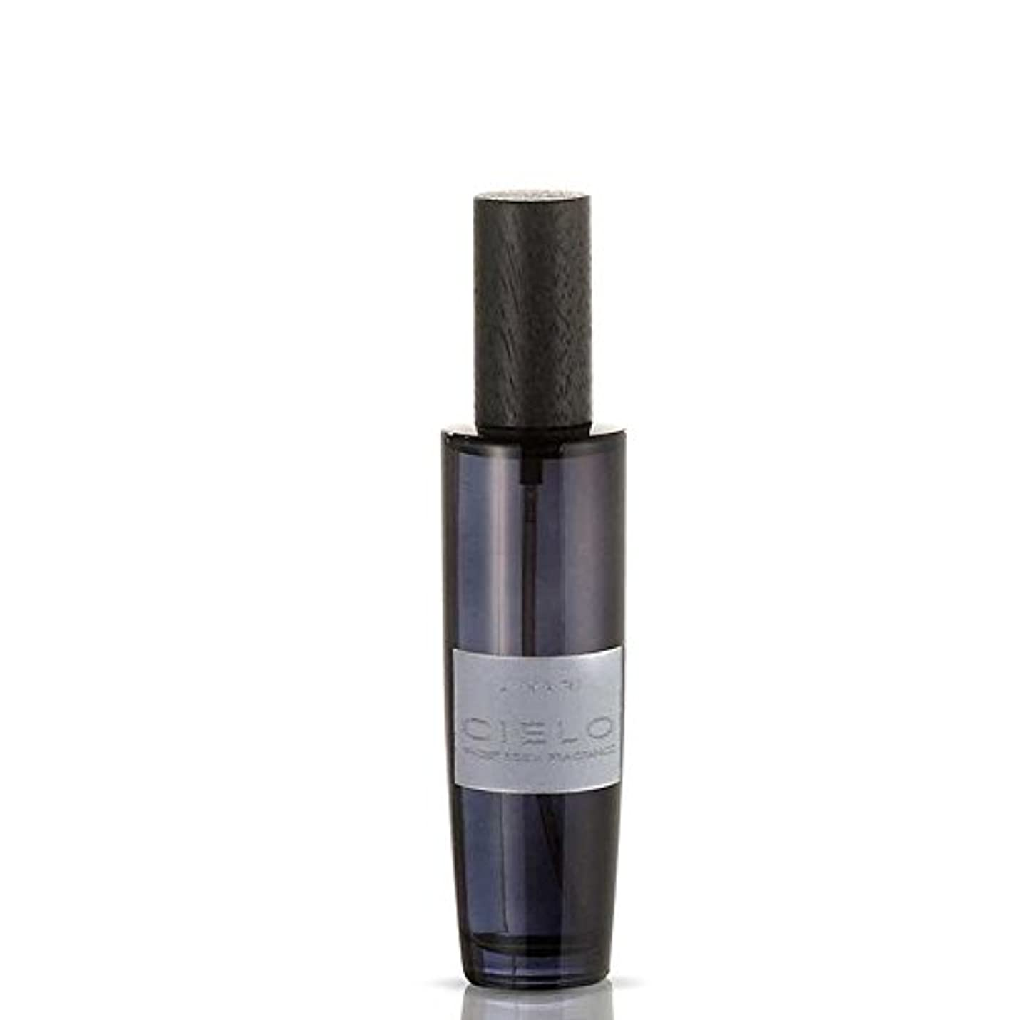 資格情報推定するランプLINARI リナーリ ルームスプレー Room Spray チェロ CIELO BLACK AMETHYST LINE