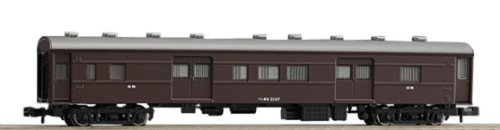 TOMIX Nゲージ 8546 マニ60 (オハニ61改造車)