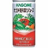 カゴメ 野菜ジュース 缶 190G × 30缶