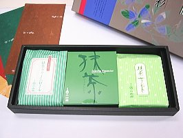 【京都・丸久小山園】高級抹茶菓子3点セット