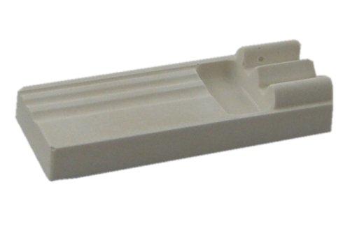末広 パール砥石 彫刻刀砥石 仕上砥 P-95 P-95 本体: 奥行9.5cm 本体: 高さ1.7cm 本体: 幅3.5cm