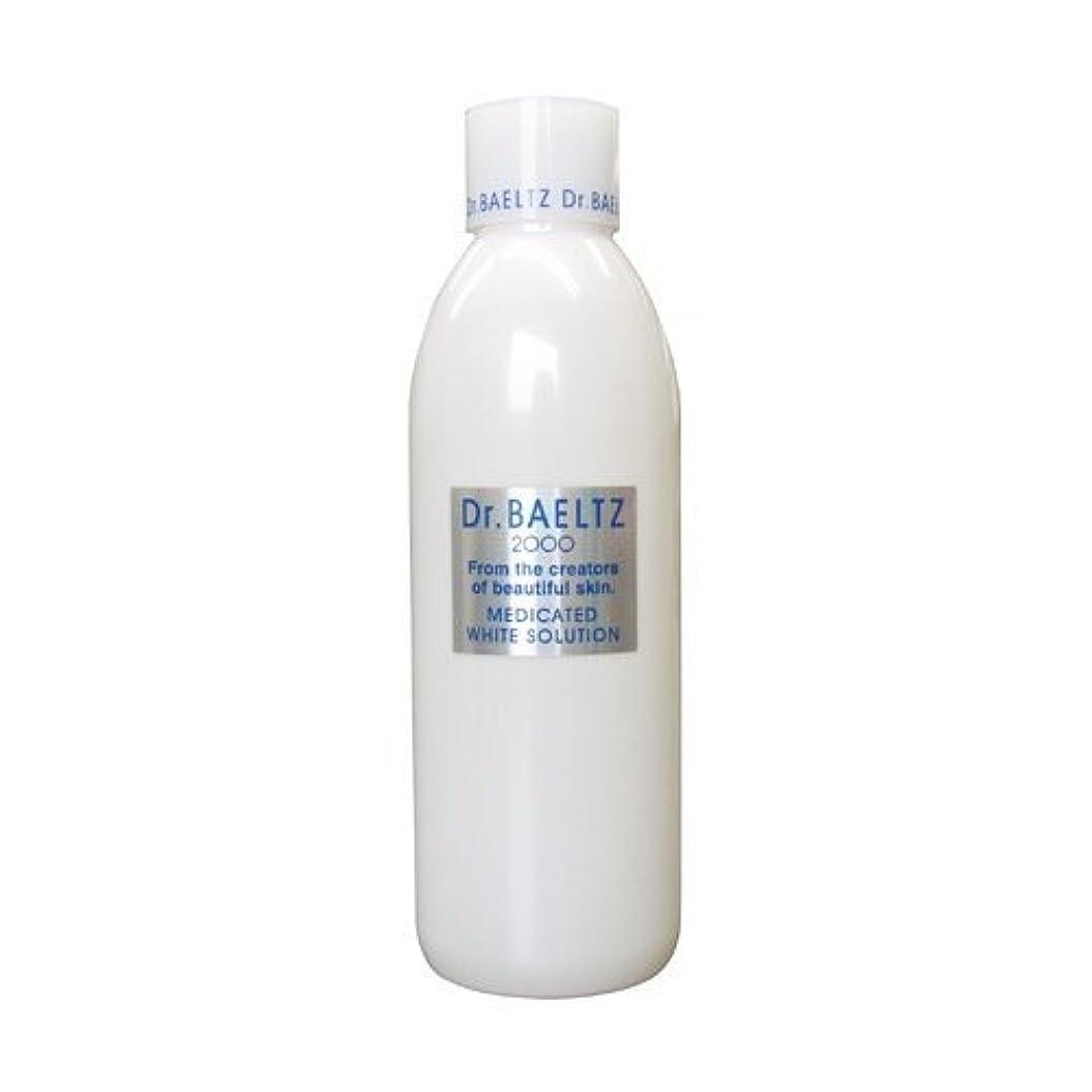 ピッチ厚くするかもめドクターベルツ(Dr.BAELTZ) 薬用ホワイトソリューション 300ml(美白化粧水 医薬部外品)