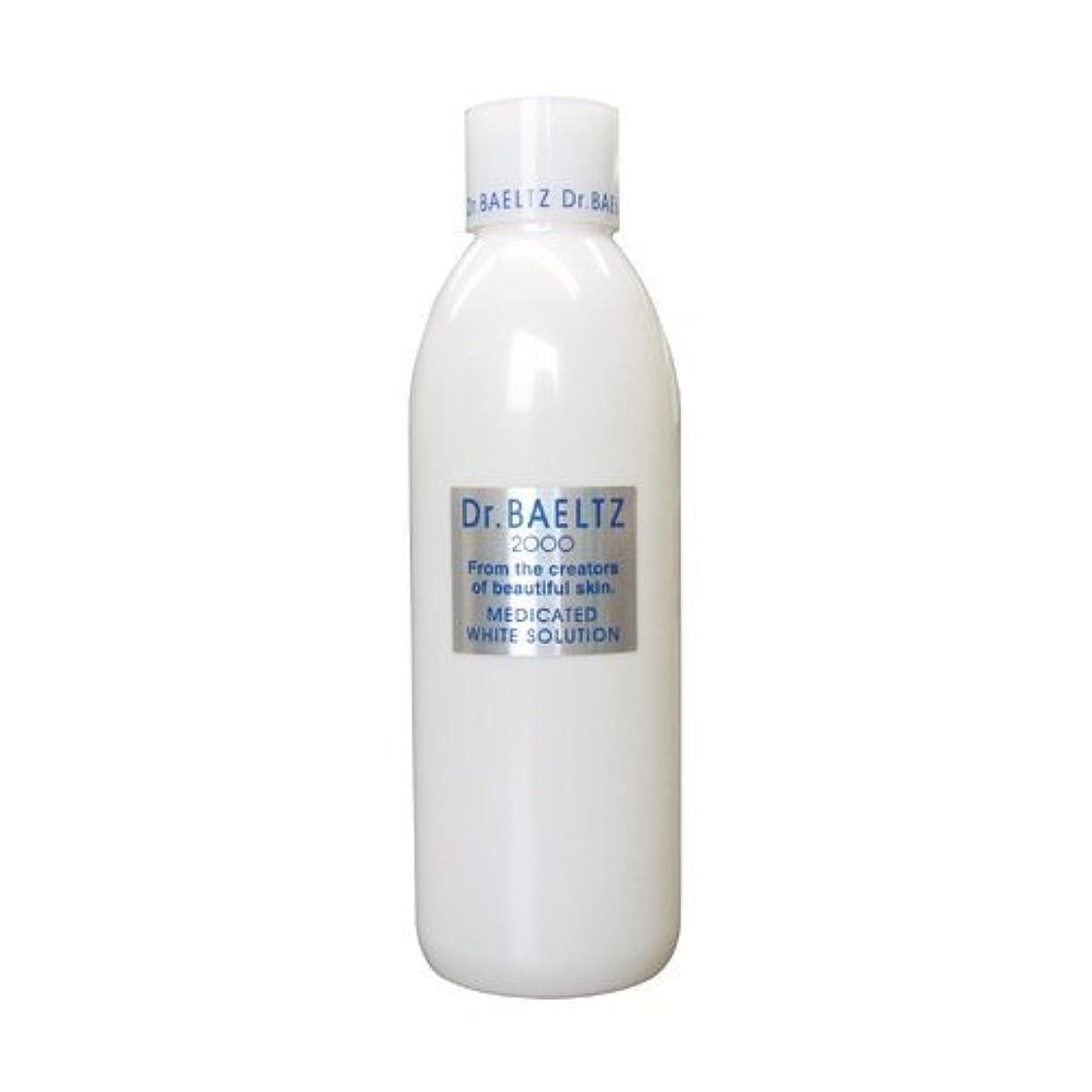 クレーターカバーオーチャードドクターベルツ(Dr.BAELTZ) 薬用ホワイトソリューション 300ml(美白化粧水 医薬部外品)