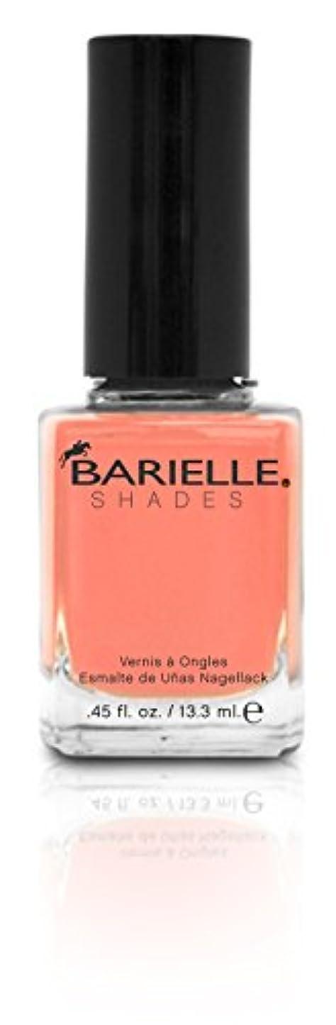 靴下法令捕虜BARIELLE バリエル ピーチ ポプシクル 13.3ml Peach Popsicle 5252 New York 【正規輸入店】
