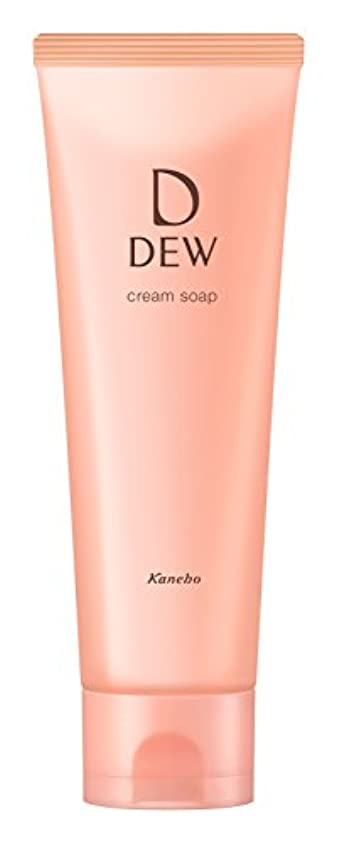 DEW クリームソープ 125g 洗顔料
