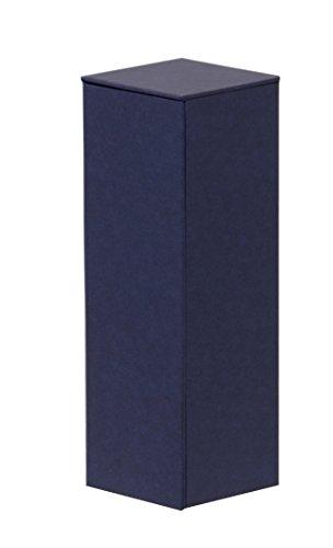 ナカバヤシ ライフスタイルツール 小物入れ 収納ケース ボックスM ネイビー LST-B02NV