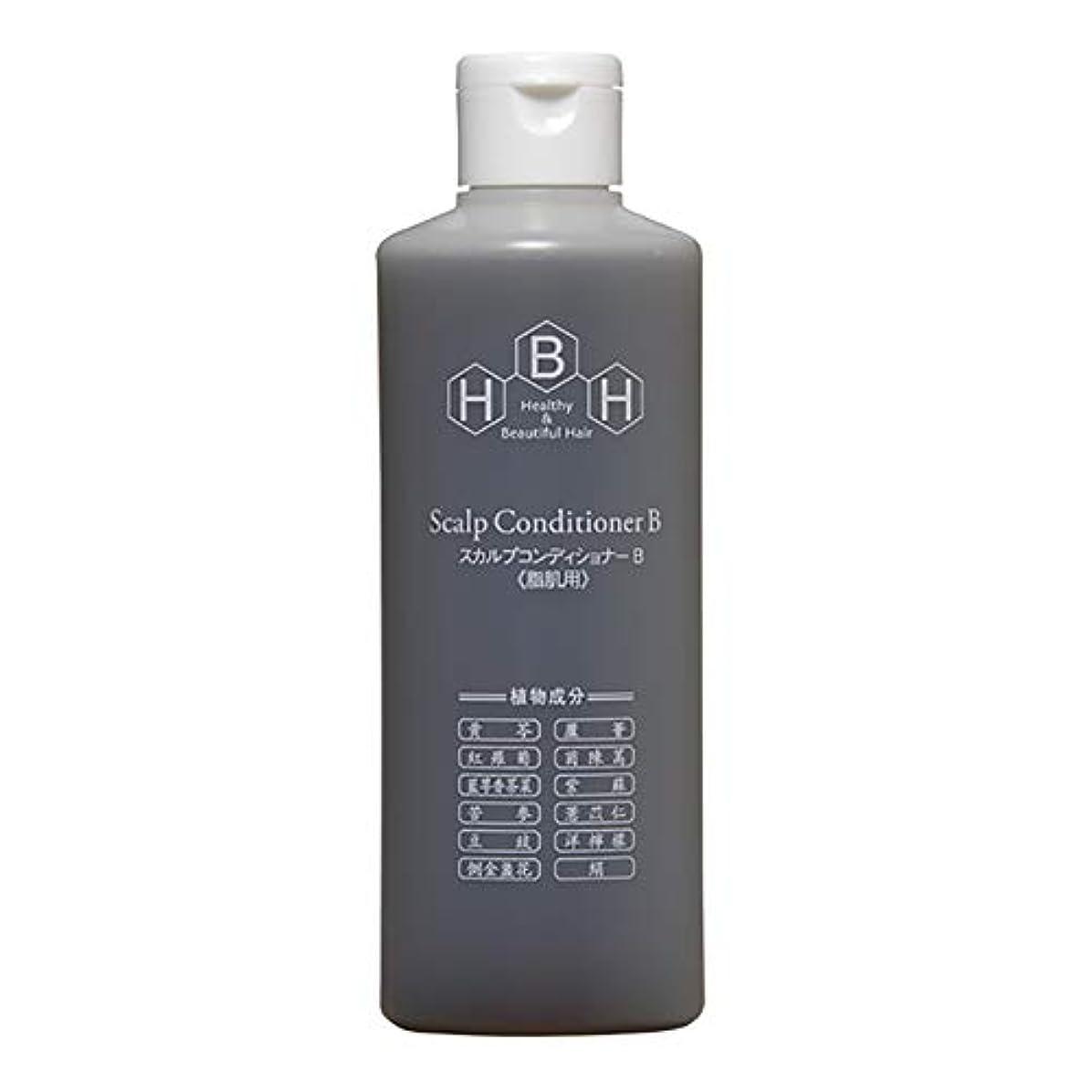 百年バンガロー祈りリーブ21 スカルプコンディショナーB 脂性肌用 300ml 育毛 コンディショナー 皮脂