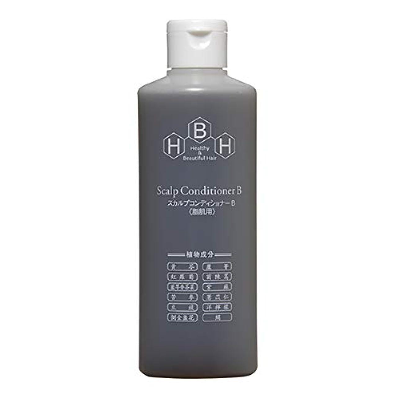 高価な望ましいバレーボールリーブ21 スカルプコンディショナーB 脂性肌用 300ml 育毛 コンディショナー 皮脂