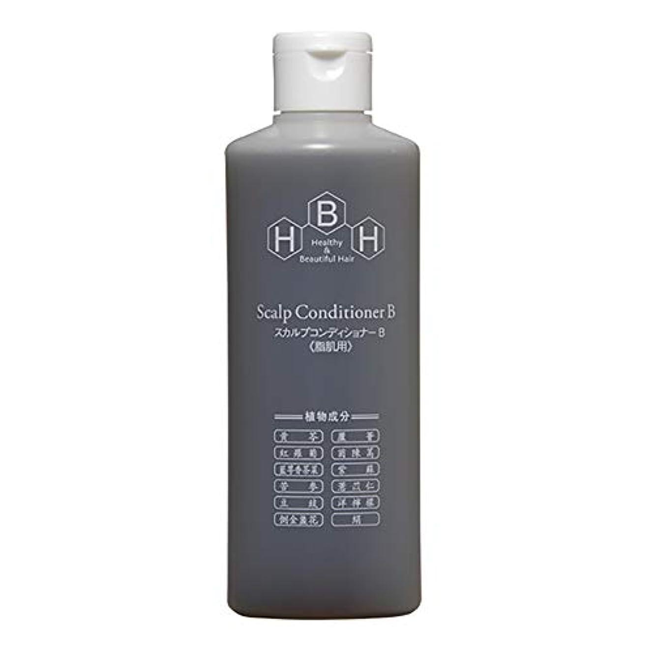 合意ムスバブルリーブ21 スカルプコンディショナーB 脂性肌用 300ml 育毛 コンディショナー 皮脂
