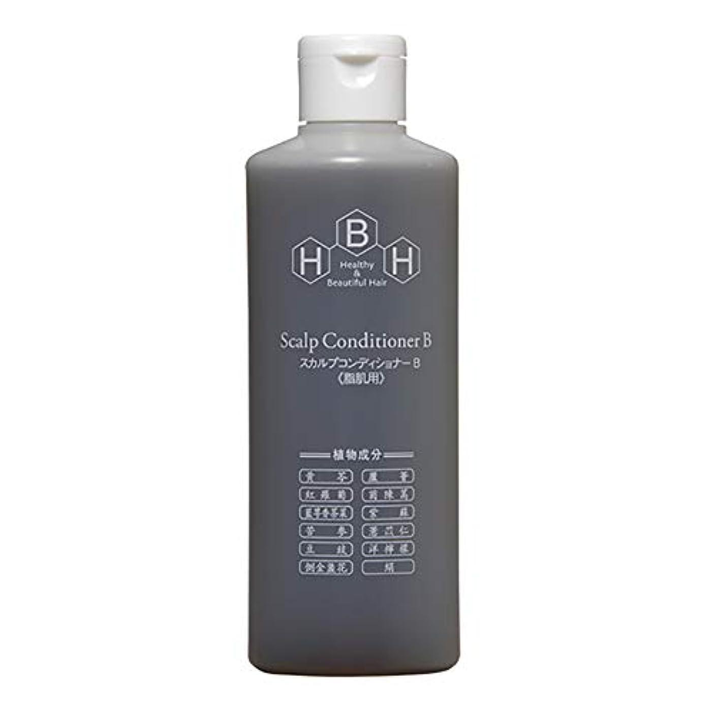 からに変化する説得バッグリーブ21 スカルプコンディショナーB 脂性肌用 300ml 育毛 コンディショナー 皮脂