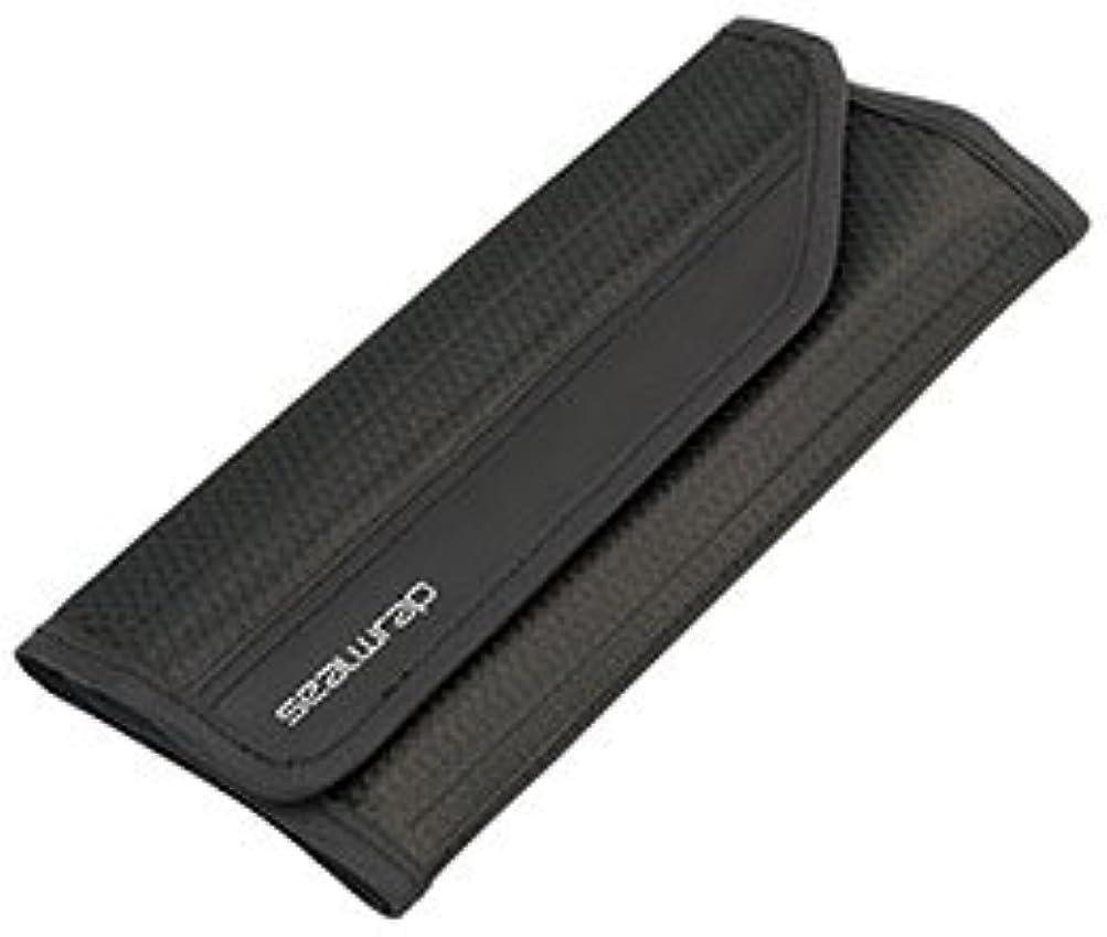 やさしい指定温度計BAG33300 GIZA PRODUCTS シールラップ iPhone6 Plus/6S Plus用 ブラック