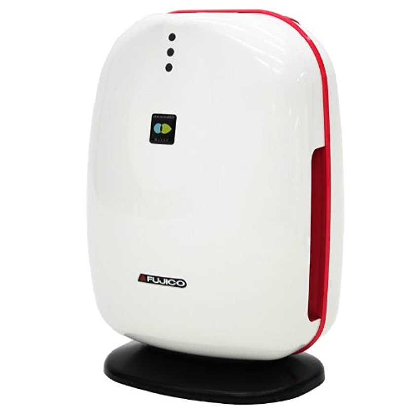 ショートジャンクション柔らかい足空気消臭除菌装置マスククリーンMC-V2 ピンク