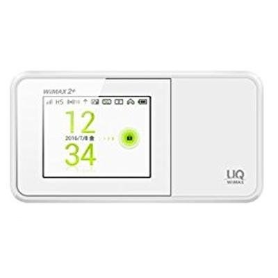 Huawei 【UQWiMAX版】Speed Wi-Fi NEXT W03 HWD34SWU ホワイト