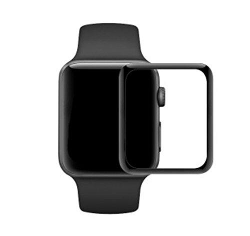Saniki Apple Watch Series 3 強化ガラスフィルム、...