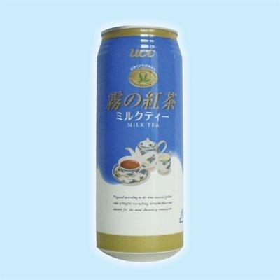 UCC上島珈琲『霧の紅茶 ミルクティー 480ml』