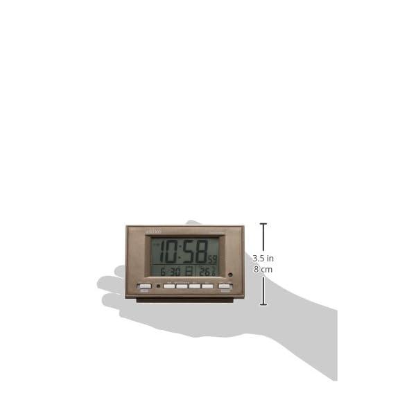 セイコー クロック 目覚まし時計 自動点灯 電...の紹介画像6