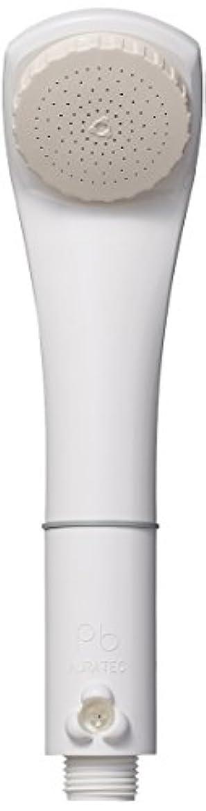 メガロポリス寛大さ三角マイクロバブルシャワー ピュアブルII スイート(アイボリー)