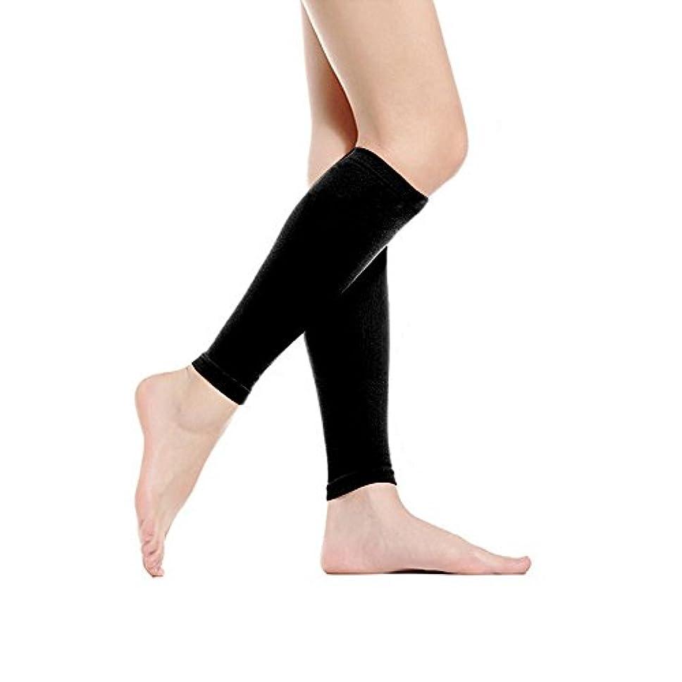 カスケードはっきりしない変更可能着圧 ソックス むくみ解消 ふくらはぎ マッサージ 寝ながら美脚ソックス 着圧サポーター 引き締め 加圧 美脚 段階圧力設計 靴下 ブラック