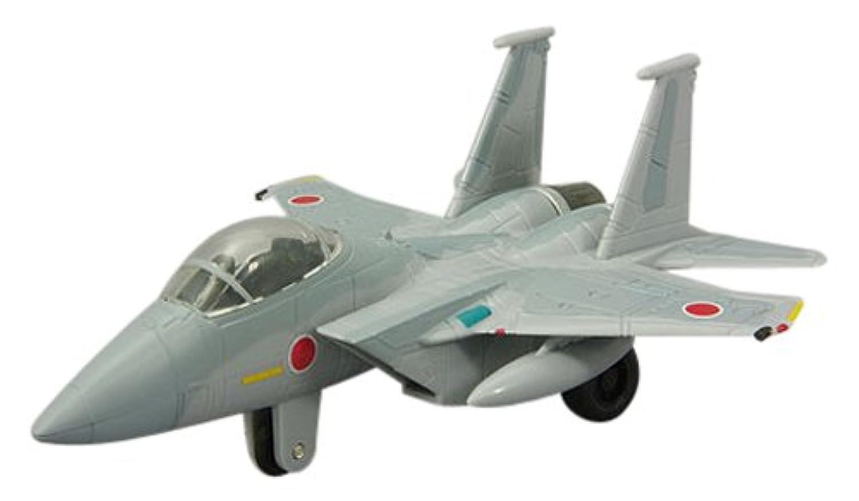 KB ORIGINAL プルバックマシーン イーグル 戦闘機 完成品