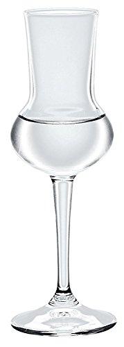 リゼルバ  グラッパ  ワイングラス 容量80ml 約φ5.6×16.3cm