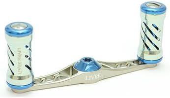 LIVRE(リブレ) リール フラット85 Type-F 黒鯛工房用(チタンP+ブルーG)