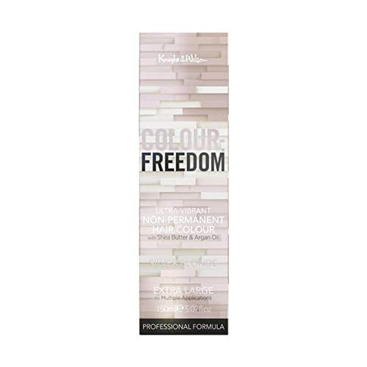 眠いですクリープ伝統的[Colour Freedom ] カラー自由シルバーブロンド008 - Colour Freedom Silver Blonde 008 [並行輸入品]