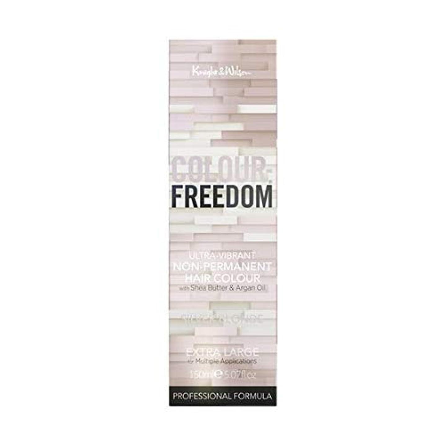強化窒息させる流用する[Colour Freedom ] カラー自由シルバーブロンド008 - Colour Freedom Silver Blonde 008 [並行輸入品]
