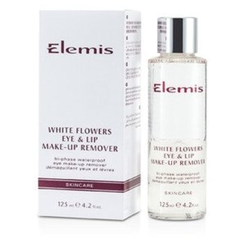 原因均等に素晴らしいエレミス[Elemis] ホワイト フラワー アイ&リップ メイクアップリムーバー 125ml/4.2oz [並行輸入品]