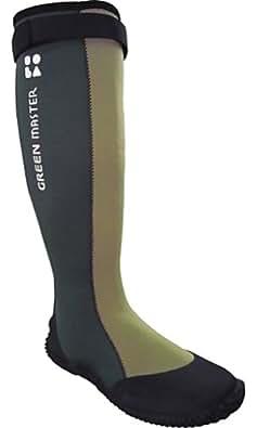 [アトム] ATOM Professional Boots グリーンマスター atom2620 (S【23.0cm~24.0cm】, グリーン)