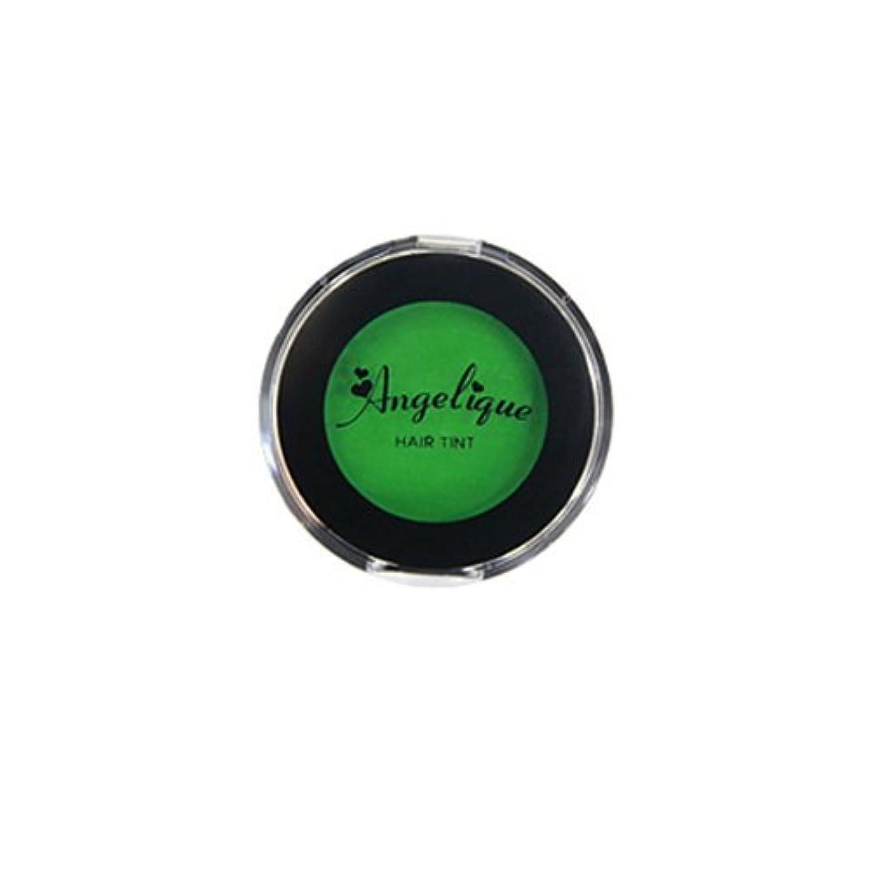 クレーン傑出したお願いしますAngelique(アンジェリーク) ヘアチョーク ティント TINT ヘアカラーチョーク パウダータイプ グリーン