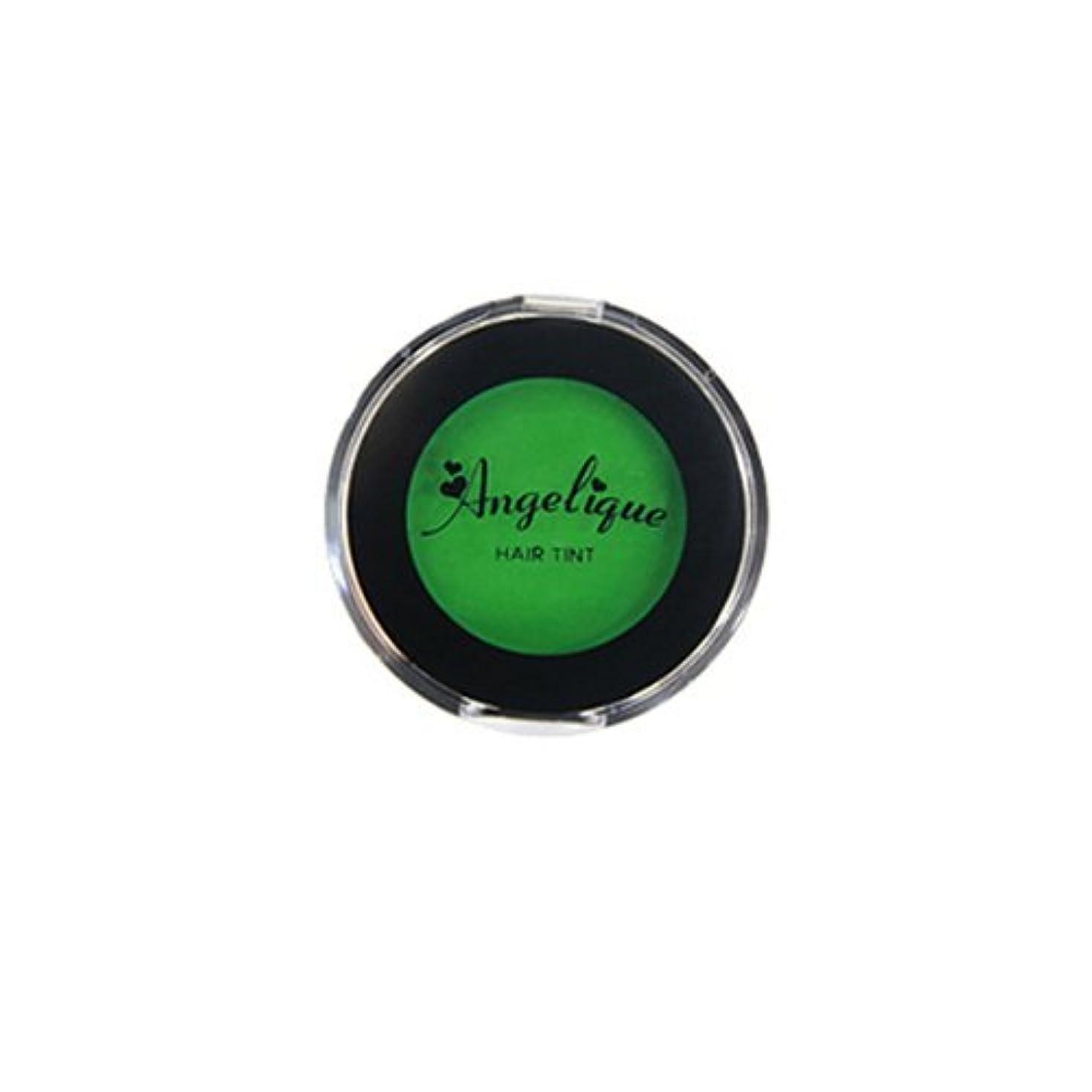 なんでもジャンク有毒なAngelique(アンジェリーク) ヘアチョーク ティント TINT ヘアカラーチョーク パウダータイプ グリーン