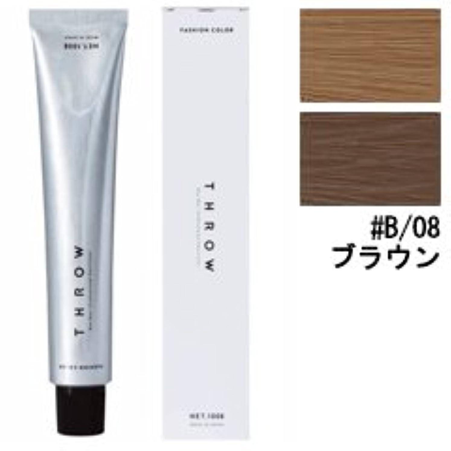 【モルトベーネ】スロウ ファッションカラー #B/08 ブラウン 100g