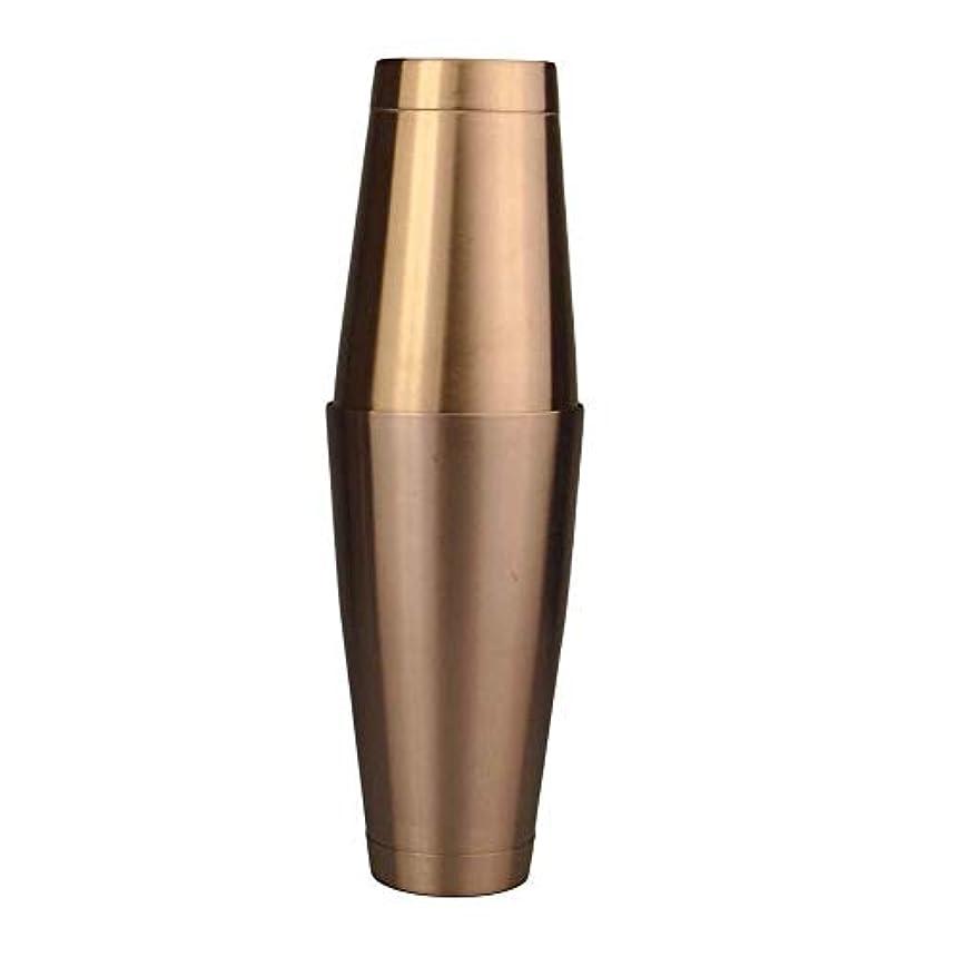 シーケンス正規化負担ステンレス鋼シェーカーカップバーツールボスミキシングカップドリンクバーテンダーバーセットツール