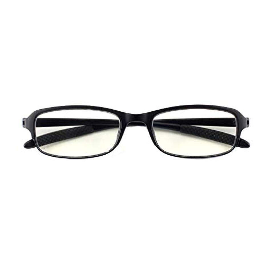 スタイリッシュな老眼鏡、男性の読書眼鏡、軽量で快適、HDアンチブルーライト樹脂レンズウルトラクリアビジョン、インピーダンスブルーライトサンリーダー1.50 / 2.00