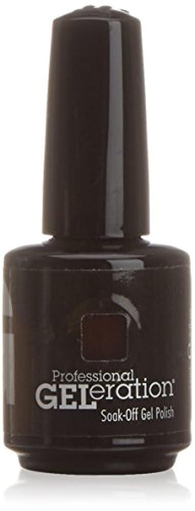 買う支援形成ジェレレーションカラー GELERATION COLOURS 234 C チェリーウッド 15ml UV/LED対応 ソークオフジェル