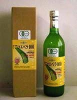 アロエベラジュース有機栽培×12本