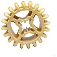 レゴブロック ばら売りパーツ テクニック ダブルべベルギア - 20歯:[Tan / タン] [並行輸入品]