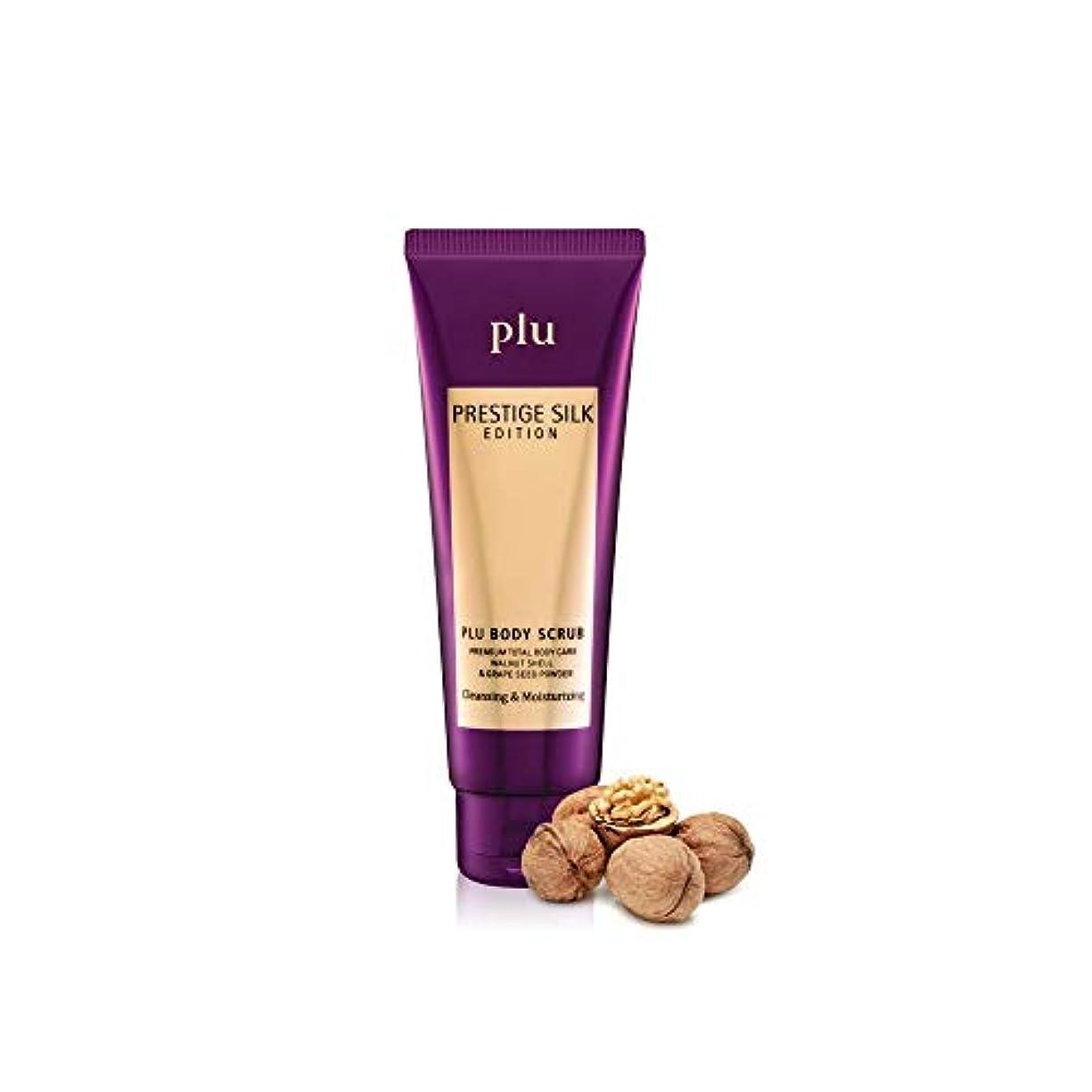 驚かすオフセット暖かさ[ギフト付き] Plu プル プレステージ セラピー エディション ボディスクラブ 50g/180g / Plu Prestige Therapy Edition Body Scrub 50g /180 (180g)