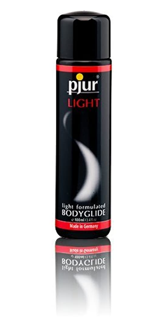 の面ではエレメンタル消すPjur Light Bottle Lubricant - 100ml