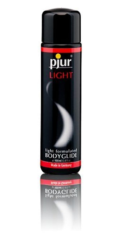 硫黄人工的なストリームPjur Light Bottle Lubricant - 100ml