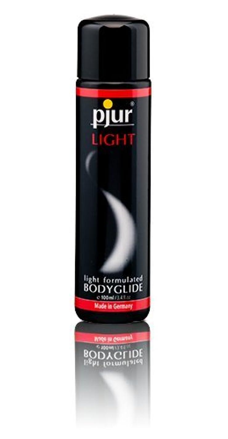 正当な規則性恐れPjur Light Bottle Lubricant - 100ml