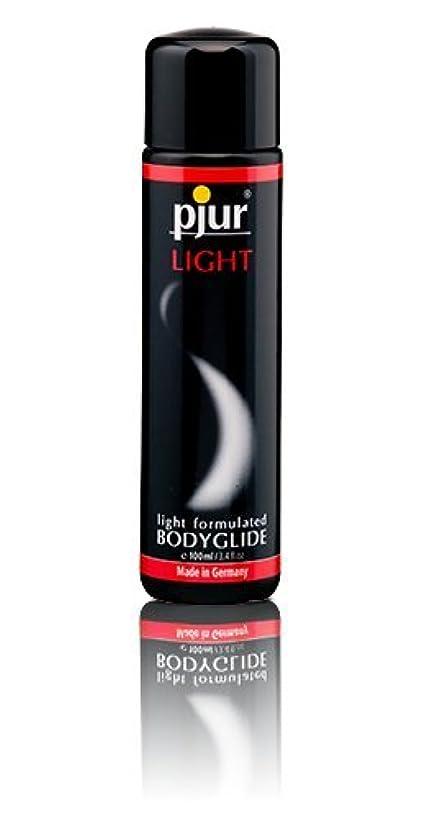 好奇心バスケットボールポットPjur Light Bottle Lubricant - 100ml