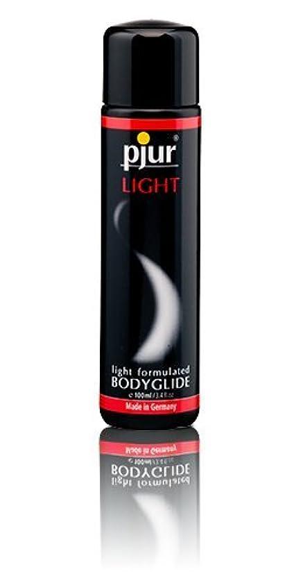 同一のオーガニック支援Pjur Light Bottle Lubricant - 100ml