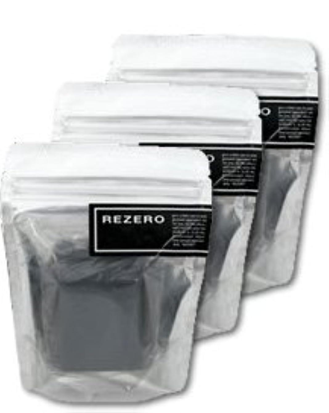 未亡人実現可能性支配的リゼロ プレミアム柿炭ソープ 90g×3個セット