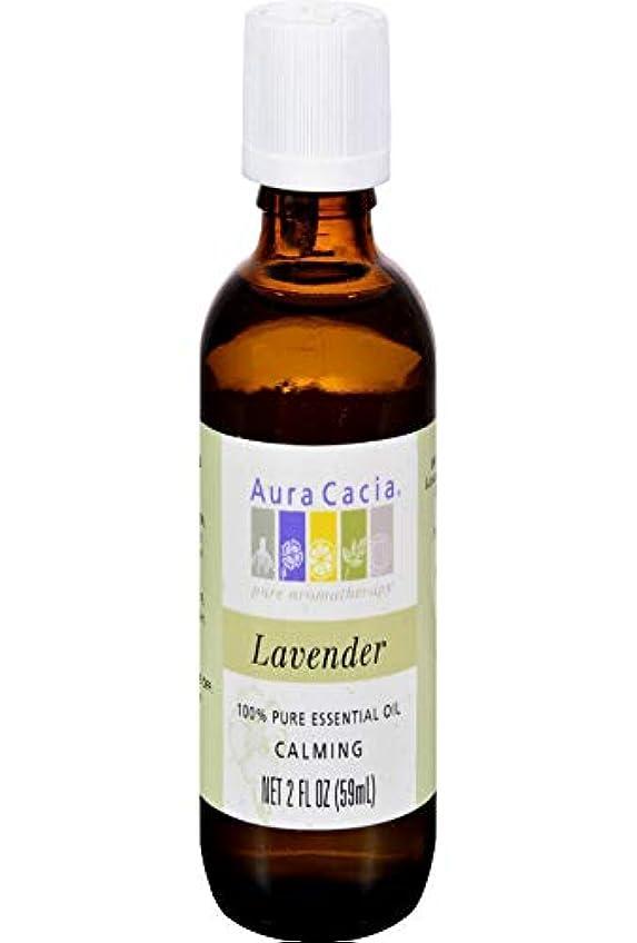 設計ひどく信号Aura Cacia Lavender Essential Oil 60 ml (並行輸入品)