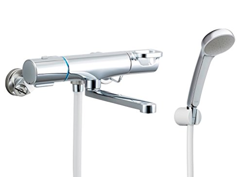 LIXIL(リクシル) INAX 【Amazon.co.jp限定】 浴室用サーモスタット付シャワーバス水栓 BF-WM145TSG-AMZ