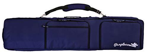 purplecow(パープルカウ) スノーボード ケース 防水 ハードケース 大容量 バックパック 3WAY 板/ブーツ/ス...