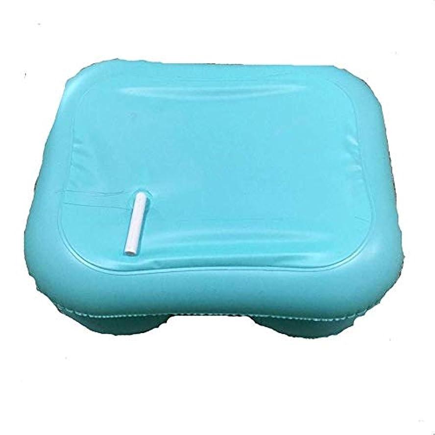 こっそり系譜タンク看護ベッド用シャンプー洗面器-高齢者障害妊婦用の医療用簡易洗面器洗面台