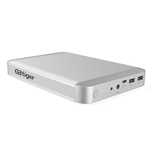 GBTIGER K3 36000mAh 携帯充電器 大容量モバイルバッテリー MacBook / MacBook Pro / MacBook Air対応 日本語説明書付